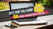 6 công cụ marketing online hot nhất